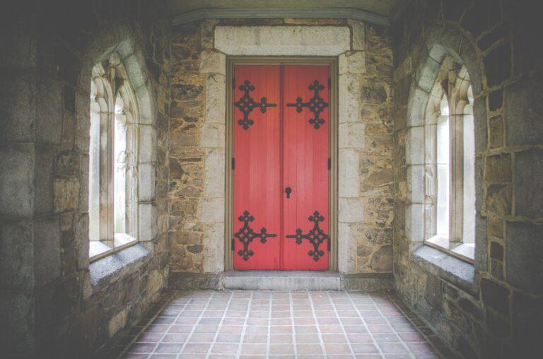 Poema: No hay llave, tampoco hay puerta